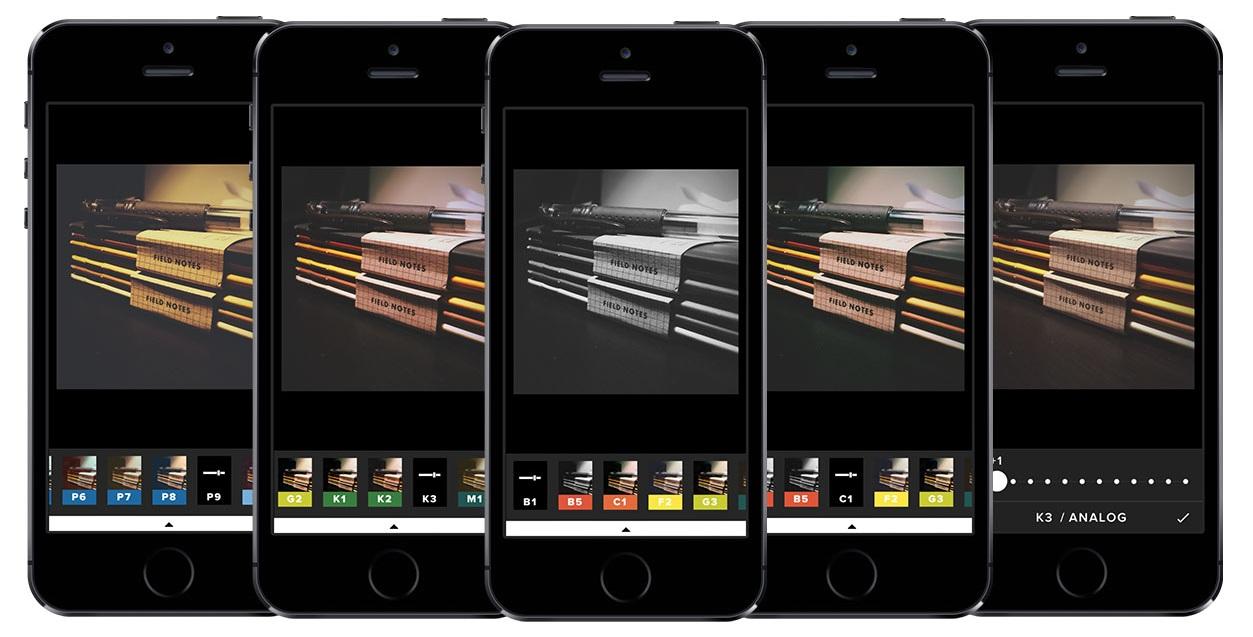 Apps für Photobearbeitung